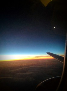 Volare e superare le distanze